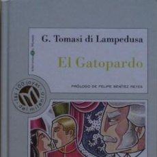 Libros de segunda mano: EL GATOPARDO/G. TOMASI DI LAMPEDUSA. Lote 50618996