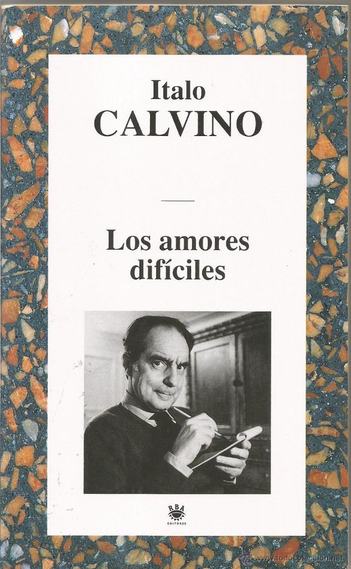 ITALO CALVINO LIBROS PDF