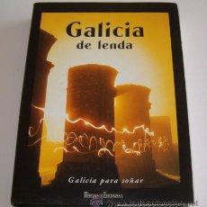 Libros de segunda mano: VV.AA. GALICIA DE LENDA RM70729. . Lote 50759962
