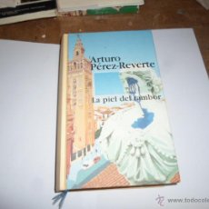Libros de segunda mano: ARTURO PEREZ REVERTE, LA PIEL DEL TAMBOR, ALFAGUARA, 1995. Lote 50863343
