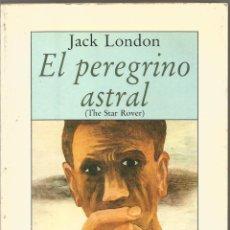 Libros de segunda mano: JACK LONDON. EL PEREGRINO ASTRAL. HIPERION. Lote 206236766