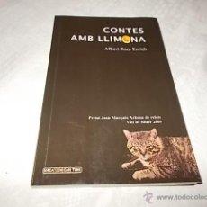 Libros de segunda mano: CONTES AMB LLIMONA. Lote 51050303
