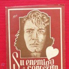 Libros de segunda mano: SU ENEMIGO EL CORAZÓN - A. GIMÉNEZ PUERTO. Lote 51142003