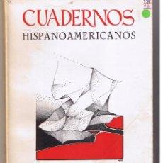 Libros de segunda mano: CUADERNOS HISPANO AMERICANOS. Nº 319. MADRID. ENERO 1977. (P/B7). Lote 51519312