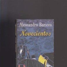Libros de segunda mano: NOVECIENTOS - ALESSANDRO BARICCO - CÍRCULO DE LECTORES 1996. Lote 51584631