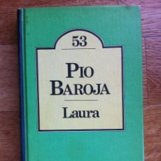 Libros de segunda mano: LAURA DE PIO BAROJA - CLUB BRUGUERA. Lote 51605491