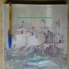 Libros de segunda mano: LIBRO AMERICANOS EN ESPAÑA. ESPAÑOLES EN AMERICA.- CATÁLOGO BIBLIOGRÁFICO. TEXTOS DE ANDRÉS TRAPIELL. Lote 51623428
