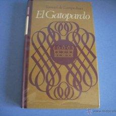 Libros de segunda mano: EL GATOPARDO. TOMASI DE LAMPEDUSA. Lote 51803425
