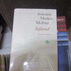 Libros de segunda mano: ANTONIO MUÑOZ MOLINA SEFARAD. Lote 52315538