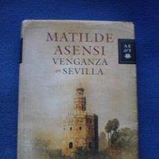 Libros de segunda mano: VENGANZA EN SEVILLA. Lote 52593615
