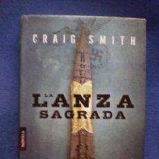 Livros em segunda mão: LA LANZA SAGRADA. Lote 52604875