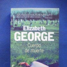 Libros de segunda mano: CUERPO DE MUERTE. Lote 52605710
