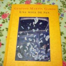 Libros de segunda mano: UNA MIGA DE PAN - MARTÍN GARZO, GUSTAVO - SIRUELA - TAPA DURA - 2000 - ILUSTRADO. Lote 52781611