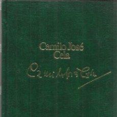 Libros de segunda mano: OBRAS COMPLETAS. CAMILO JOSÉ CELA. ENCICLOPEDIA DEL EROTISMO. ED. DESTINO. BARCELONA. 1990. Lote 89518032