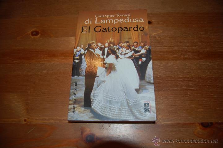 EL GATOPARDO. GIUSEPPE TOMASI DI LAMPEDUSA (Libros de Segunda Mano (posteriores a 1936) - Literatura - Narrativa - Otros)