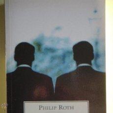 Libros de segunda mano: OPERACION SHYLOCK - PHILIP ROTH . DEBOLSILLO 2005, 1ª EDICION (EXCELENTE, COMO NUEVO). Lote 52948914