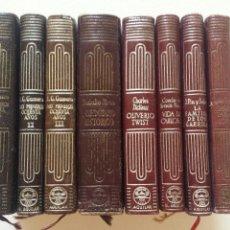 Libros de segunda mano: COLECCIÓN CRISOL 1948 8 TOMOS. Lote 53079866