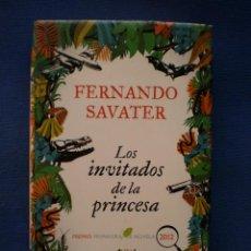 Libros de segunda mano: LOS INVITADOS DE LA PRINCESA. Lote 53160909