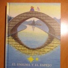 Libros de segunda mano: EL ENIGMA Y EL ESPEJO. JOSTEIN GAARDER. SIRUELA, 1996. TAPA DURA. 156 PAGINAS. 310 GRAMOS.. Lote 53225347