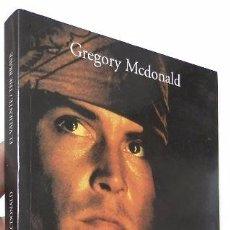 Libros de segunda mano: EL VALIENTE - GREGORY MCDONALD. Lote 53373654