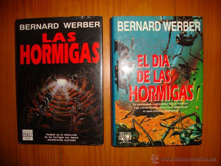 Resultado de imagen de las hormigas bernard werber