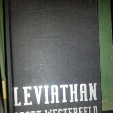 Libros de segunda mano: LIBRO Nº 740 LEVIATHAN SCOTT WESTERFELD . Lote 53751610