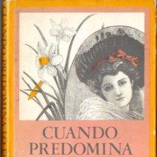 Libros de segunda mano: SIMONE DE BEAUVOIR : CUANDO PREDOMINA LO ESPIRITUAL (EDHASA, 1981) PRIMERA EDICIÓN. Lote 53802942