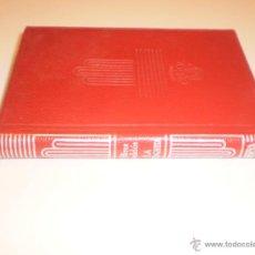 Libros de segunda mano: BENITO PÉREZ GALDÓS : LA INCÓGNITA. (M. AGUILAR ED., COL. CRISOL Nº 371, 2ª EDICIÓN, 1963). Lote 77335825