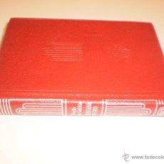 Libros de segunda mano: BENITO PÉREZ GALDÓS : LA FONTANA DE ORO. (M. AGUILAR ED., COL. CRISOL Nº 355, 2ª EDICIÓN, 1961). Lote 53905545