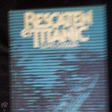 Libros de segunda mano: RESCATEN EL TITANIC, CLIVE CUSSLER, ED. PLANETA. Lote 53939900