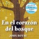 Libros de segunda mano: EN EL CORAZÓN DEL BOSQUE JOHN BOYNE ED SALAMANDRA 2012 1ª EDICIÓN TRADUCCIÓN PATRICIA ANTÓN DE VEZ. Lote 54007133
