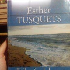 Libros de segunda mano: TRILOGIA DEL MAR ESTHER TUSQUETS NUEVO. Lote 54088100