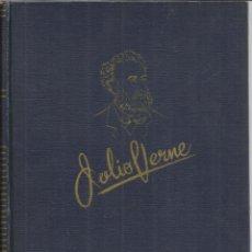 Libros de segunda mano: OBRAS COMPLETAS DE JULIO VERNE. TOMO II. EDITORIAL ALBATROS. MÉXICO. 1956. Lote 54242249