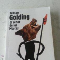 Libros de segunda mano: EL SEÑOR DE LAS MOSCAS - WILLIAM GOLDING - ALIANZA EDITORIAL - NUEVO A ESTRENAR. Lote 54251009