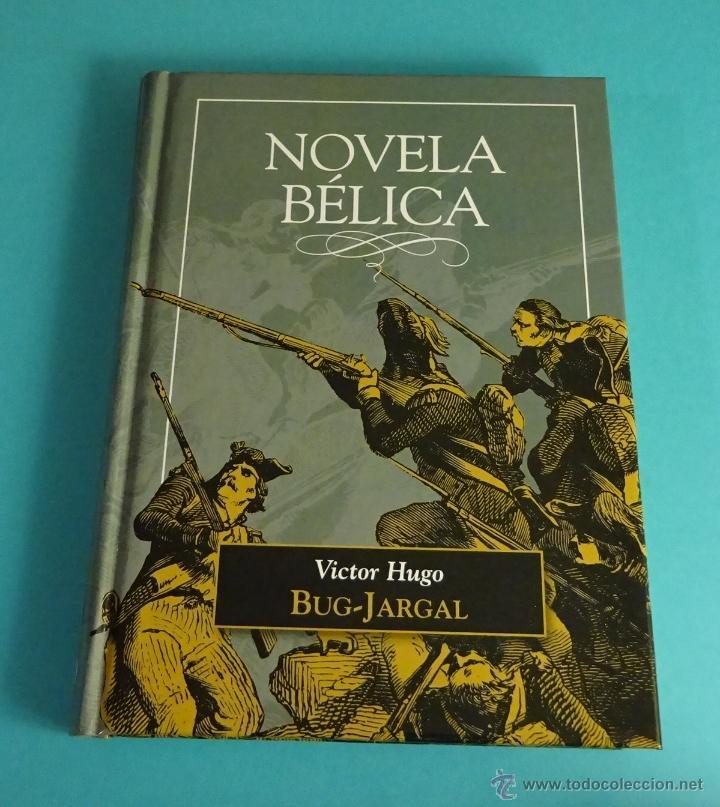 BUG-JARGAL. VICTOR HUGO. NOVELA BÉLICA (Libros de Segunda Mano (posteriores a 1936) - Literatura - Narrativa - Otros)