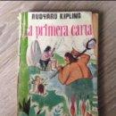 Libros de segunda mano: LA PRIMERA CARTA. Lote 54407543