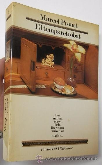 EL TEMPS RETROBAT - MARCEL PROUST (Libros de Segunda Mano (posteriores a 1936) - Literatura - Narrativa - Otros)