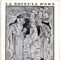 Libros de segunda mano: F. SANLLEHÍ ALSINA : EL POBRE PÒLIT (LA NOVEL.LA D'ARA, 1926) EN CATALÁN . Lote 80792760