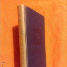 Libros de segunda mano: UN HOMBRE QUE SE PARECIA A ORESTES ALVARO CUNQUEIRO PRIMERA EDICION. Lote 54848548
