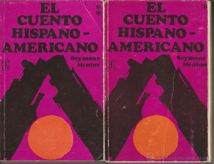 seymour menton el cuento hispanoamericano