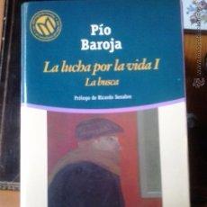 Libros de segunda mano: LA LUCHA POR LA VIDA DE PIO BAROJA - 3 LIBROS - BIBLIOTECA EL MUNDO. Lote 295525943