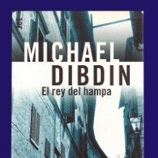 Libros de segunda mano: EL REY DEL HAMPA - TAPA BLANDA - 368 PG. - AÑO 2001. Lote 55310329