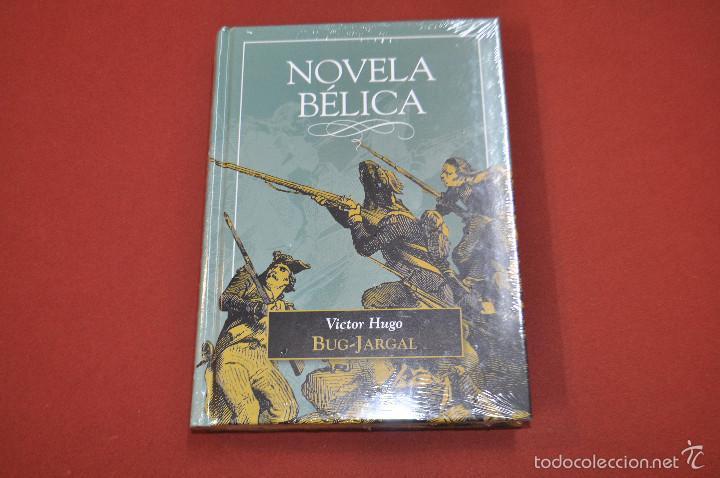BUG-JARGAL - VICTOR HUGO - NOVELA BÉLICA (Libros de Segunda Mano (posteriores a 1936) - Literatura - Narrativa - Otros)