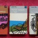 Libros de segunda mano: VIAJE EN AUTOBUS HUMOR HONESTO Y VAGO LA CALLE ESTRECHA. JOSE PLA. ÁNCORA Y DELFÍN EDICIONES DESTINO. Lote 55804588