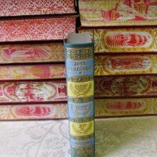 Libros de segunda mano: TEATRO ESCOGIDO . AUTOR : ECHEGARAY, JOSÉ . ( PREMIO NOBEL 1904 ) . . Lote 55917183