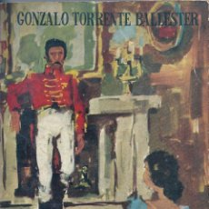 Libros de segunda mano: EL GOLPE DE ESTADO DE GUADALUPE LIMÓN. DE GONZALO TORRENTE BALLESTER. Lote 56086487
