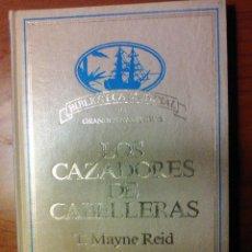 Libros de segunda mano: LOS CAZADORES DE CABELLERAS. Lote 56105521