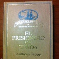 Libros de segunda mano: EL PRISIONERO DE ZENDA. Lote 56107264