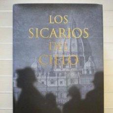 Libros de segunda mano: MARTÍNEZ, RODOLFO - LOS SICARIOS DEL CIELO - EDICIONES MINOTAURO. Lote 56126255