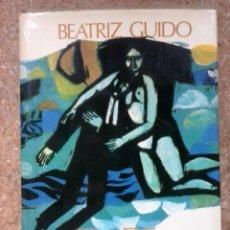 Libros de segunda mano: FIN DE FIESTA (1971) / BEATRIZ GUIDO. PLANETA. CON FALLO DE IMPRENTA.. Lote 56128560